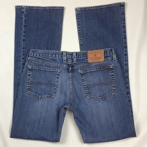 Lucky Brand Jeans Low Rise Boot Cut Size 8/29